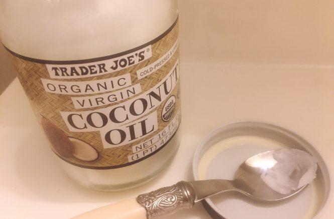 Trader Joe's(トレーダージョーズ)のココナッツオイル