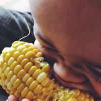 corn baby