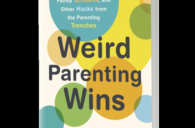 子育て本「Weird Parenting Wins」