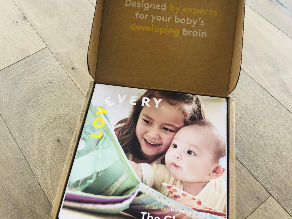 Lovevery box